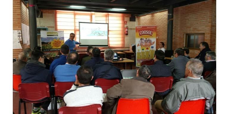 Jornada sobre oleaginosas organizada por Acesur y Coproga